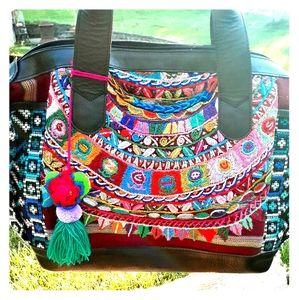 Handbags - Hasta la Vista CDB purse